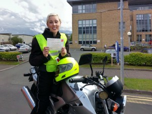 Motorbike Pre Test Lesson